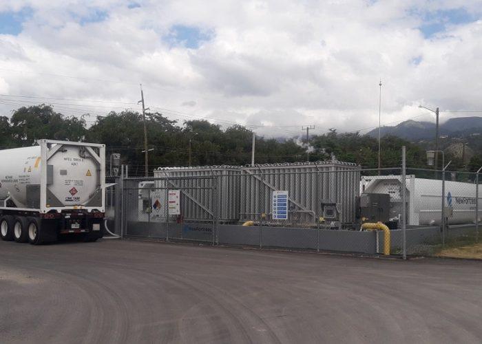 7 MW CHP plant at the UWI-2